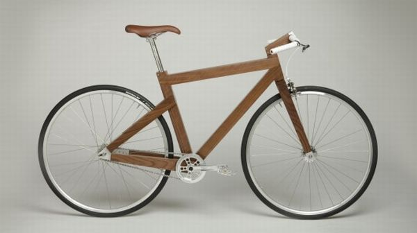 lagomorph wooden bike