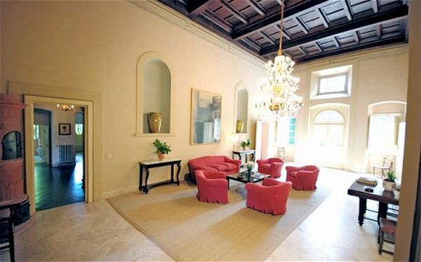 tuscany villa 2 18th Century Luxury Villa In Tuscany, The Preferred Choice Of British PMs Now Rented By David Cameron