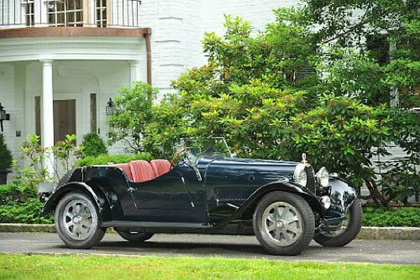 1930 Bugatti Type 43 Supercharged Sports 2 4 Seater 2011 Pebble Beach Auction: The Best & The Most Gorgeous Vintage Cars To Go Under The Hammer
