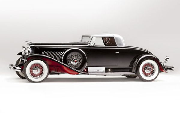 1931 Duesenberg Model J Long Wheelbase Coupe 2011 Pebble Beach Auction: The Best & The Most Gorgeous Vintage Cars To Go Under The Hammer