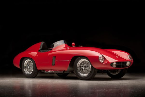 1955 Ferrari 750 Monza Scaglietti Spider 2011 Pebble Beach Auction: The Best & The Most Gorgeous Vintage Cars To Go Under The Hammer