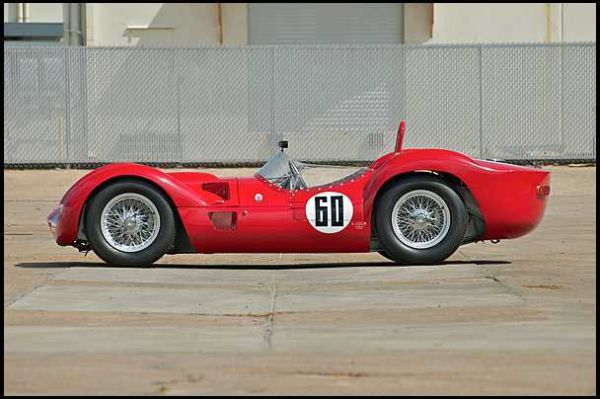 1960 Maserati Tipo 61 60 Birdcage 2011 Pebble Beach Auction: The Best & The Most Gorgeous Vintage Cars To Go Under The Hammer