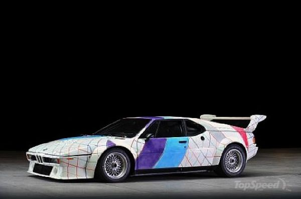 1979 BMW M1 Pro Car 2011 Pebble Beach Auction: The Best & The Most Gorgeous Vintage Cars To Go Under The Hammer