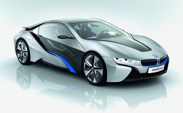 2011 BMW I8 Concept