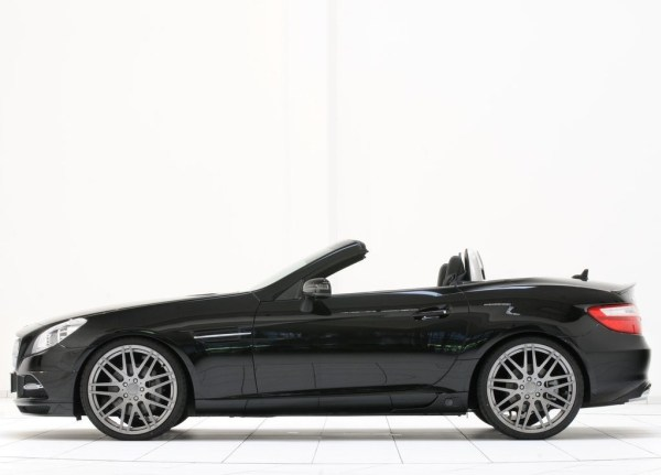 Custom motors the ten best customized concept luxury for Mercedes benz slk brabus price