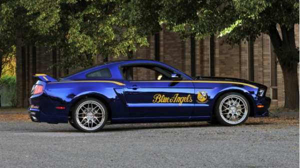 2012 Ford Blue Angels Mustang GT