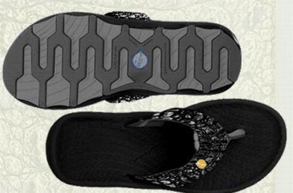 Crocodile flip flops Most Expensive Flip Flops in the World