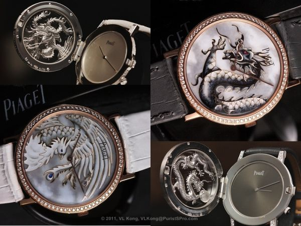 Dragon & Phoenix Collection by Piaget