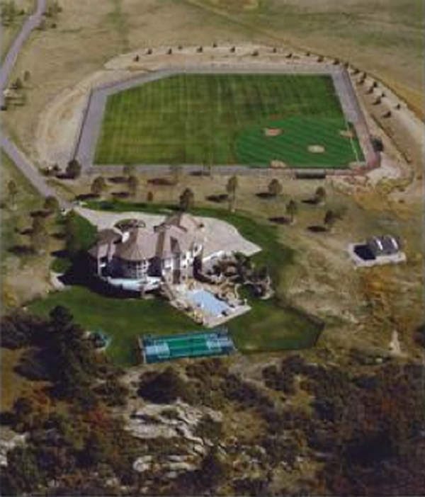 Estate in Castle Rock