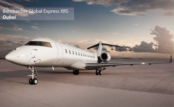 Global Express XRS  2
