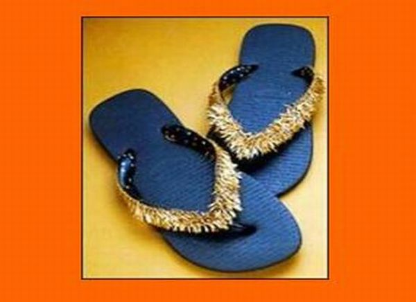 H Stern Flip flops Most Expensive Flip Flops in the World