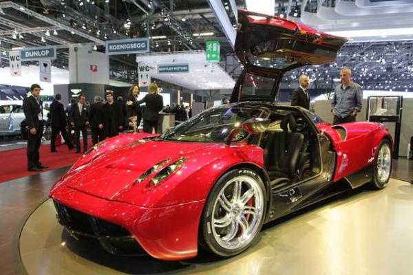 Pagani Horacio Pagani Faces Airbag Trouble in American Auto Market