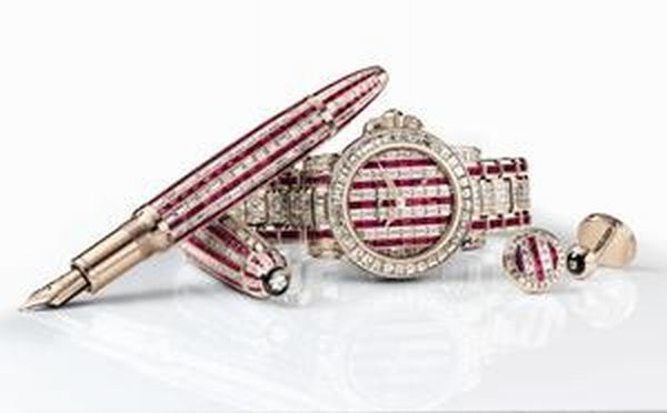 Ruby Set by Montblanc