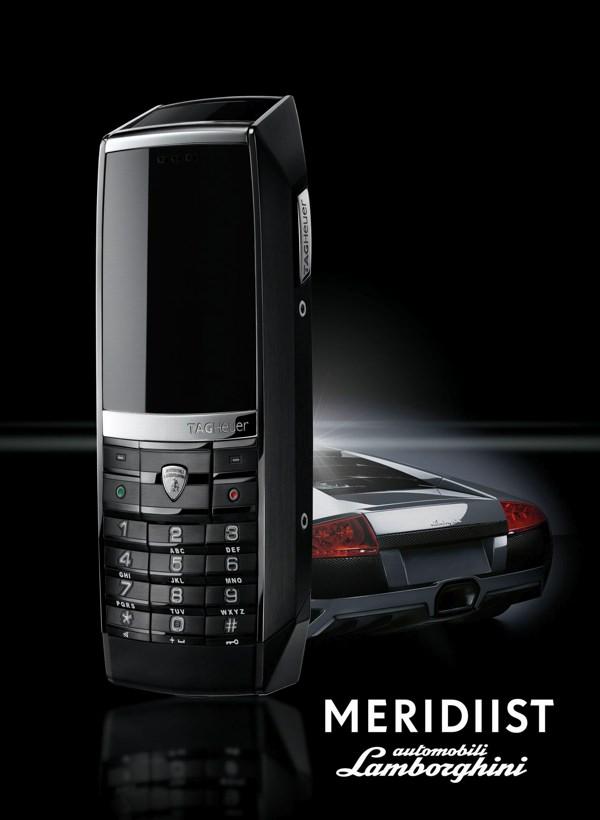 TAG Heuer MERIDIIST Automobili Lamborghini