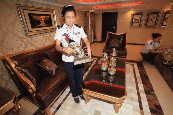 Tianjin Aircraft Carrier Hotel 2