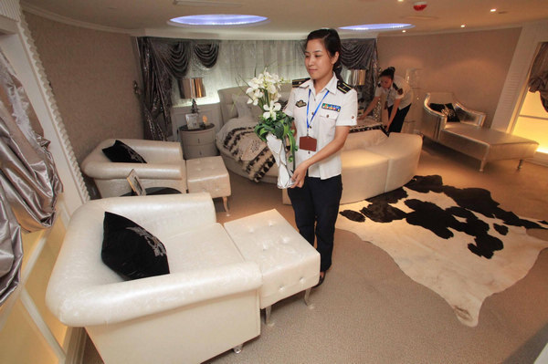 Tianjin Aircraft Carrier Hotel 5