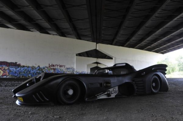Turbine Powered Batmobile 2