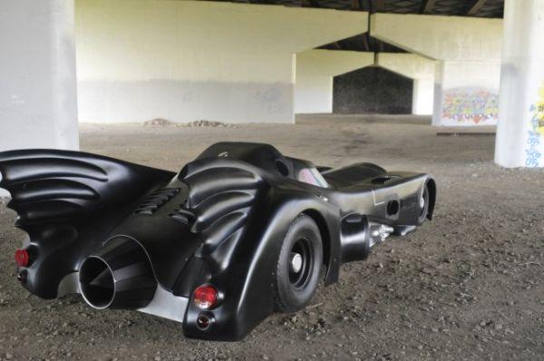 Turbine Powered Batmobile 4