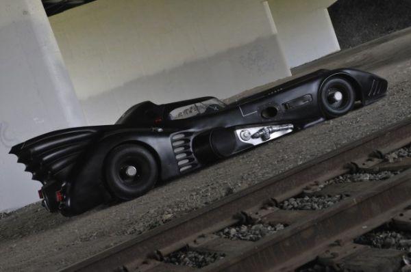 Turbine Powered Batmobile