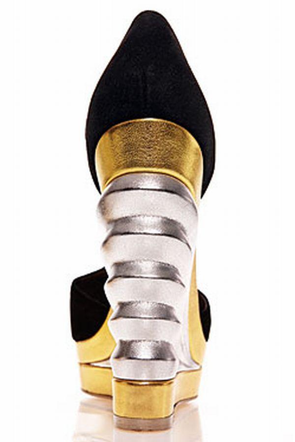 YSL T-Strap Sandal