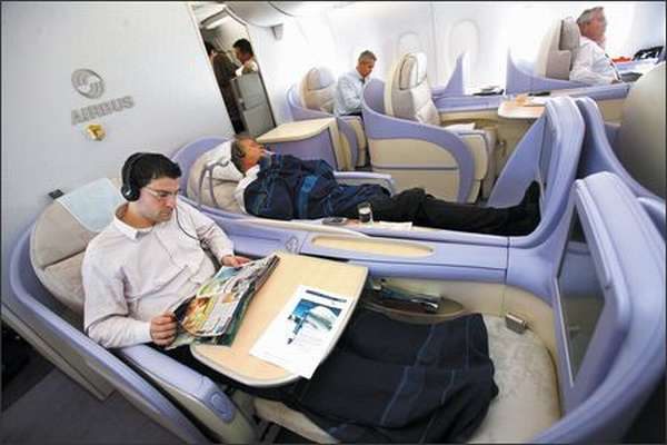 Largest Airplane Luxury : Fly with style panache the ten best aircrafts