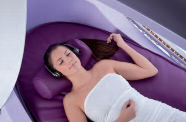Wasserbetten Unveils A Pod For Relaxation, Does A Luxe Job At It