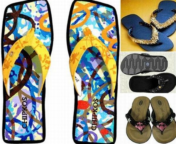 most expensive flip flops1 Most Expensive Flip Flops in the World