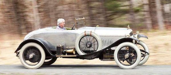 world's oldest Bentley