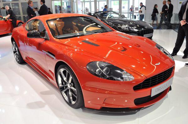 2011 Aston Martin DBS Carbon Edition 3