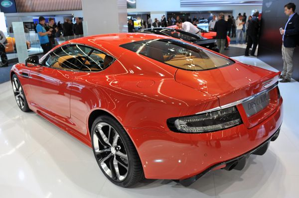 2011 Aston Martin DBS Carbon Edition 6
