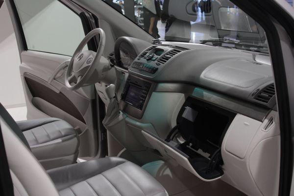 2012 Mercedes-Benz Viano Vision Pearl Van 3