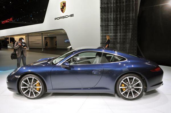 2012 Porsche 911 Carrera S 5