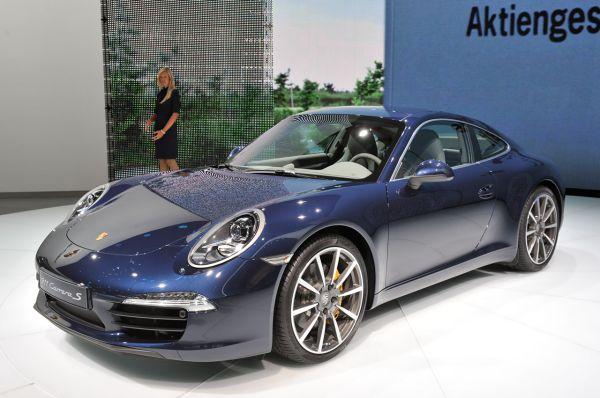 2012 Porsche 911 Carrera S 6