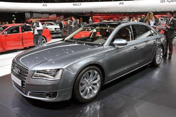Audi A8L W12 'Exclusive Concept'