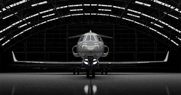 Bombardier Learjet 85 2
