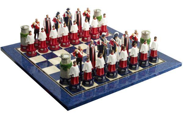 Diamond Jubilee Chess Set-