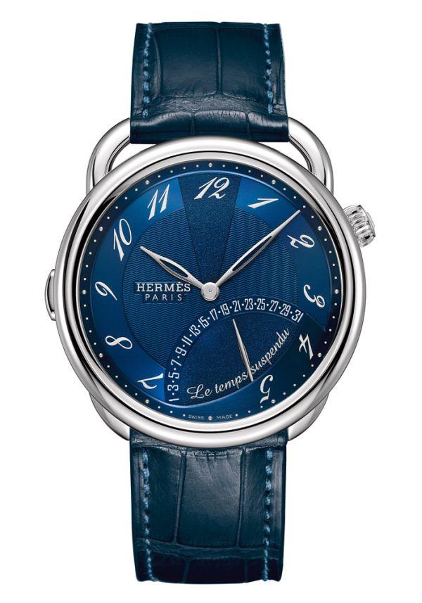 Arceau Le Temps Suspendu for Only Watch 2011 от Hermes.