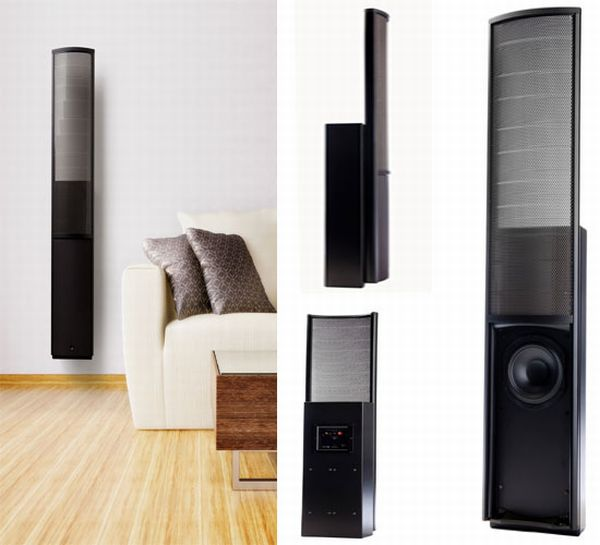 Martin Logan Slim EFX speakers