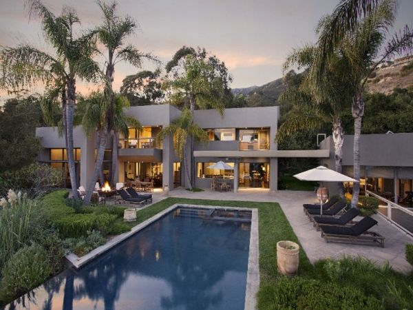 Michael Bay's Listed Home 1
