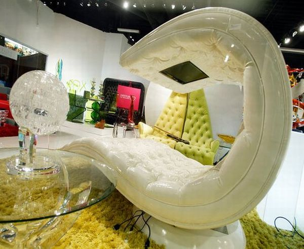 Shiane TV chaise