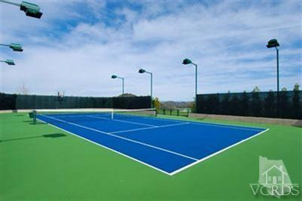 Top grade tennis facility