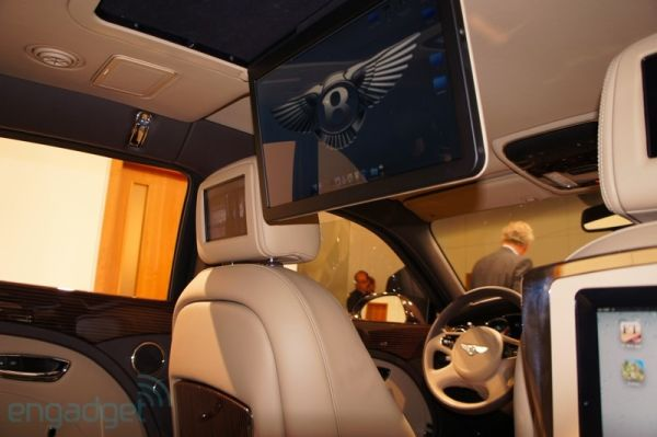 Bentley-mulsanne Interiors 4