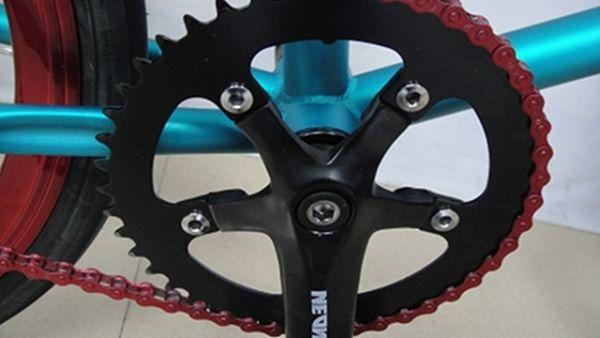 mixie bike