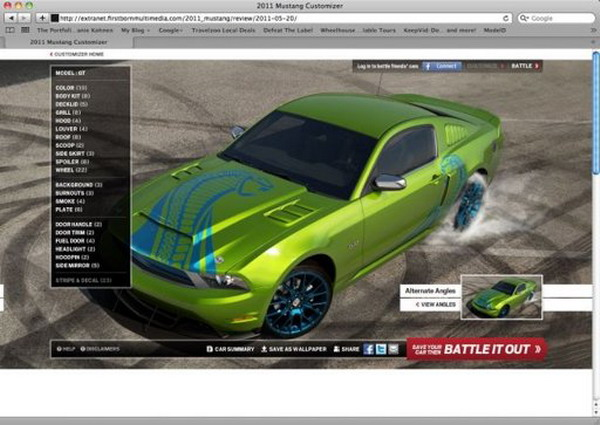 Online Custom Designing Of Luxury Cars Is A Growing Trend: custom car designer online