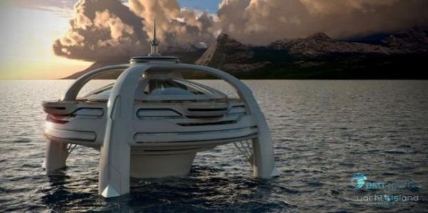 superyacht project utopia