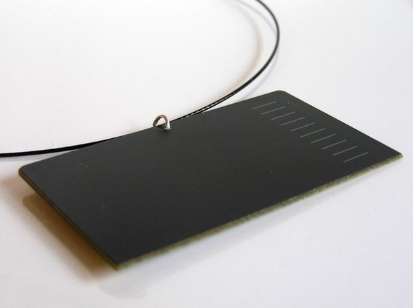touch pad necklace Raise Your Fun Quotient With Cool Geeky Jewelry