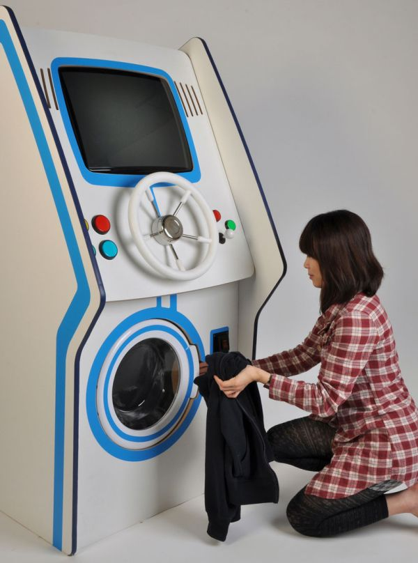 washing machine 1