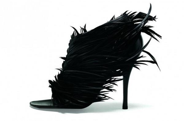Yves Saint Laurent. Shoe, 2004