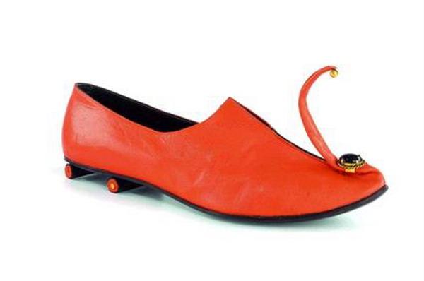 Alberto Dal Co'. Shoe, 1958