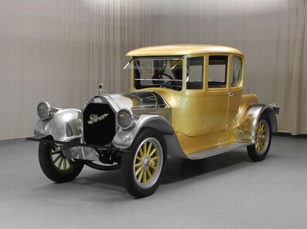 1920 Pierce-Arrow 48 Coupe 1